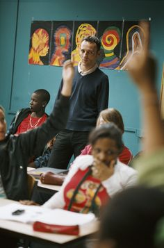 'Entre Les Murs' (The Class). 2008 Won the Palme D'or at Cannes.