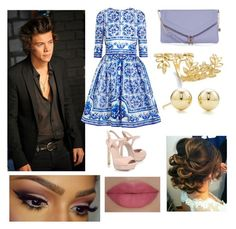 """""""My first date"""" by mischievoustyle on Polyvore"""