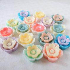flower party ピアス