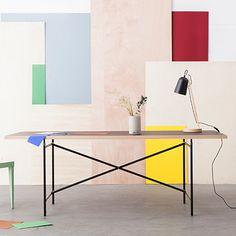 Wunderbar Eiermann Tisch 2   Schwarz   Alt_image_three