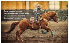 Looks a lot like my daughter when she was younger barrel racing