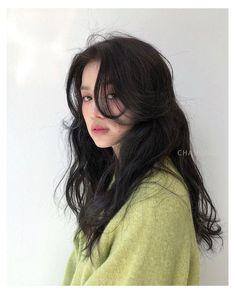 Hairstyles Haircuts, Pretty Hairstyles, Korean Hairstyles Women, Japanese Hairstyles, Modern Hairstyles, Japanese Haircut, Easy Vintage Hairstyles, Redhead Hairstyles, Bob Haircuts