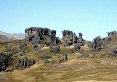 Ocho sitios imperdibles en Cajamarca: Cumbemayo y los Frailones
