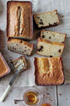 Cherry-Almond Quick Bread
