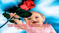 Beginne den Tag mit einem Lächeln, auch wenn die Seele weint HerzLiebe...