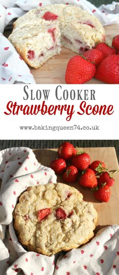 Scones, Strawberries and Magazines on Pinterest