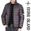 Wiberlux STONE ISLANDDuck Down Zip-Up Jacket(Dark Gray)14FW - 611541624You can still dress up this winter season by teaming this glossy duck down padded jacket to your ensemble. In a dark gray tone and designed with a simple high neck, zip-up front, long sleeves with elasticized cuffs, detachable brand arm patch and snap buttoned pockets. Filling you with cozy comfort so you can face the cold with confidence and effortless style.
