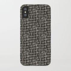 Woven Impression iPhone Case by twigisle Cool Phone Cases, Iphone Cases, Profile, Plastic, Slim, Art, User Profile, Art Background, Kunst