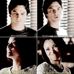 "#TVD 6x02 ""Yellow Ledbetter"" - Damon and Bonnie http://allabouttvdcw.blogspot.com/ https://www.youtube.com/channel/UCHLoEl7tEqqYPi-rxD9SgQw"
