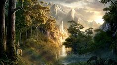 Lord of the ring rivendell - RocketDock.com