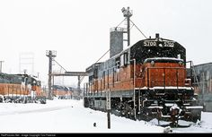 RailPictures.Net Photo: MILW 5700 Chicago, Milwaukee, St. Paul & Pacific GE U33C at Milwaukee, Wisconsin by Tom Farence