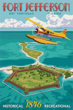 Fort Jefferson, Flor