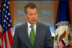 Jeff Rathke, U.S. State Department Press Office Director.