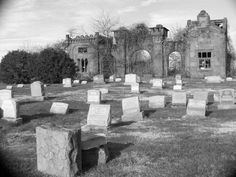 Mt. Moriah Cemetery - Family Grave Site