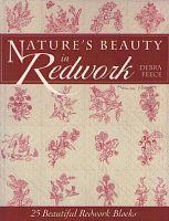 Gallery.ru / OlgaHS - Альбом Natrures Beauty in Redwork