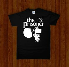 THE PRISONER Tv Show 1967 Shirt | Occult, Cult, and Obscure Clothing | Night Channels