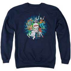 "Checkout our #LicensedGear products FREE SHIPPING + 10% OFF Coupon Code ""Official"" Archie Comics / Psychadelic Archies - Adult Crewneck Sweatshirt - Archie Comics / Psychadelic Archies - Adult Crewneck Sweatshirt - Price: $39.99. Buy now at https://officiallylicensedgear.com/archie-comics-psychadelic-archies-adult-crewneck-sweatshirt"