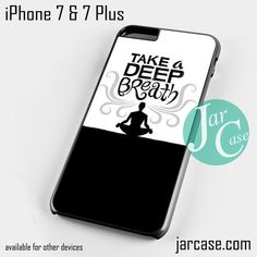 Yoga Quote Phone case for iPhone 7 and 7 Plus