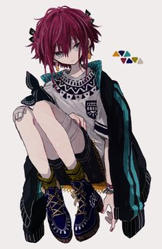 Kayal: he is a person who tries to find the most peaceful solution, this leads him to more and more troubles as he favorite the easy and peaceful route over the direct one. Anime Oc, Dark Anime, Anime Chibi, Fanarts Anime, Anime Characters, Manga Anime, Manga Girl, Anime Art Girl, Anime Style