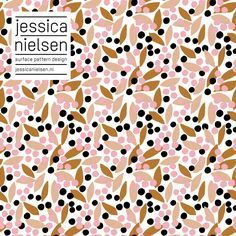 patterns – Jessica Nielsen – surface pattern design