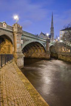 Kelvinbridge, Glasgow, Scotland