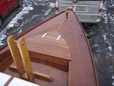 Opravy klasických dřevěných lodí - Fotoalbum - Jolový křižník - Jolový křižník Max