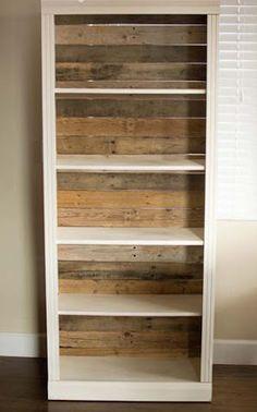 ReVamp - Recycled Furniture & Home Decor - Product - 5 Shelf Bookshelf