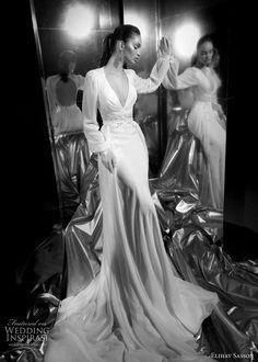 Elihav Sasson Wedding Dresses 2012 | Wedding Inspirasi