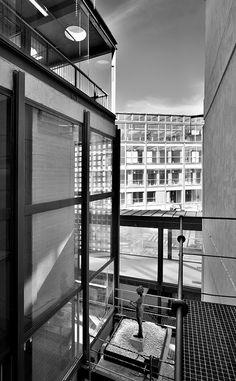 COAM - Colegio de Arquitectos de Madrid | Foto: José A. Granero