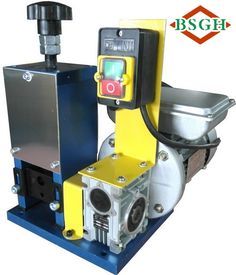 hand tools cable wire recycling machine www.bsghequipment.com ...