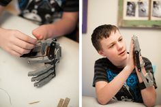 When you are introduced to volunteer-led organizations like this, it is always amazing, inspiring, and energizing! Meet e-NABLE, the 3d mechanical hand makers for people with upper limb differences and recent recipients of 3d modeling software through the Autodesk Foundation Tech Impact Program.