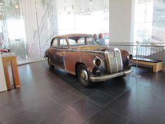 Museu Audi - Ingolstadt - raridades - Viagem com Sabor