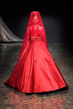 Lazaro Fall 2014 Wedding Dresses