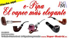 e-Pipas para vapear con elegancia,   por que vapear no es solo dejar de fumar, es mucho más, es disfrutar del vapeo, de sus líquidos, aromas y vapeadores  vapear, es un estilo de vida   #vape #vapeo #vapear #eCigs #cigarrilloelectronico #cigarrilloselectronicos #vapeando #vapor #vapecommunity #instavape #vaping #vapelyfe #vapesociety #worldwidevapors #vapenation #vapeshop #eliquid #stopsmoking #vapeporn #coilmaster #flavorchaser #vapespain