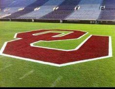 The University of Oklahoma - Sooner Football = Boomer Sooner!! Gaylord Family Memorial Stadium