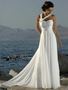 #Wedding #dress for your #beach #wedding not only on #Cyprus