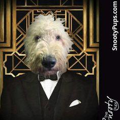 Great Gatsby! #deco #petart #thegreatgatsby