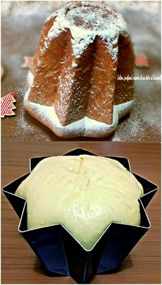 Bread Recipes, Cooking Recipes, Christmas Gingerbread House, Biscuits, Mini Desserts, Cake Cookies, Vanilla Cake, Nutella, Good Food