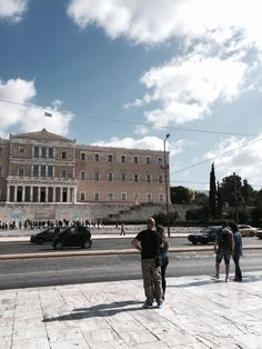 Emmy K.: A Small Taste of Athens