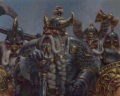 Dwarves Warhammer Fantasy