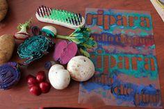 ingredienti per shop bag Shopper Bag, Bago, Homemade, Home Made, Diy