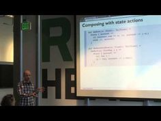 SF Scala, Jonas Bonér: The Road to Akka Cluster, and Beyond… - YouTube