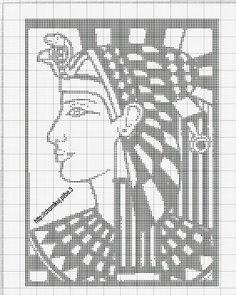 (1) Gallery.ru / Фото #53 - Древний Египет (схемы) - Olgakam
