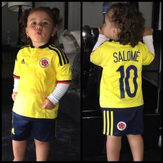 Besos Colombia!!!! 2015 Salome Rodriguez Ospina