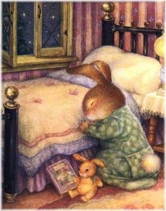 Art Friday: Susan Wheeler Illustrator Todays art is all about cute little mice and bunnies. I think they are adorable and I hope. Susan Wheeler, Lapin Art, Illustration Mignonne, Art Fantaisiste, Beatrice Potter, Art Mignon, Bunny Art, Children's Book Illustration, Illustration Animals