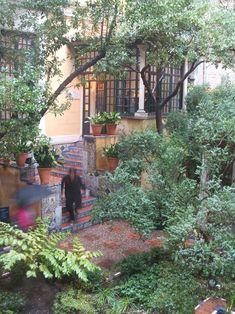 jardines del Museo Sorolla .madrid