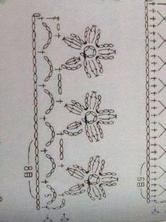 Large green red inches-christmas doily-crochet doily-christmas decor-gift for christmas-gre Crochet Edging Patterns, Crochet Borders, Crochet Diagram, Crochet Chart, Crochet Squares, Crochet Trim, Crochet Motif, Crochet Doilies, Crochet Flowers