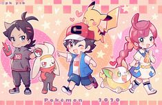 Pokemon Fan Art, Pokemon Tv, Satoshi Pokemon, Cute Pikachu, Nintendo Characters, Manga Books, Pokemon Special, Pokemon Pictures, Anime