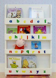 ... shelf  mondo bimbi  Pinterest  Scaffali, Libri capretto e Fai da te