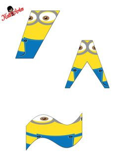 free-printable-minions-alphabet-028.PNG (793×1096)